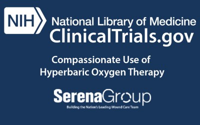 New Clinical Trial: Compassionate Use of Hyperbaric Oxygen Therapy