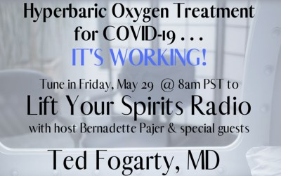 Hyperbaric Oxygen Therapy for COVID-19 – Its Working