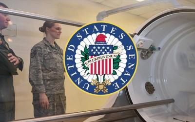 Senate Passes Comprehensive Bill to Combat Veteran Suicide