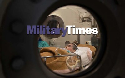 Veteran suicide is a problem. Hyperbaric oxygen therapy is a solution.