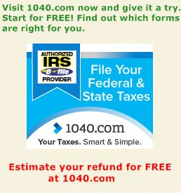 Do your taxes online and save