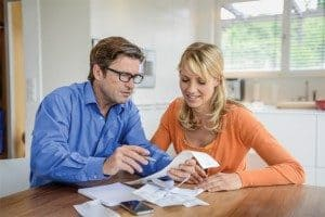 Tips for saving money - create a budget