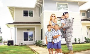 Get a VA mortgage if you qualify