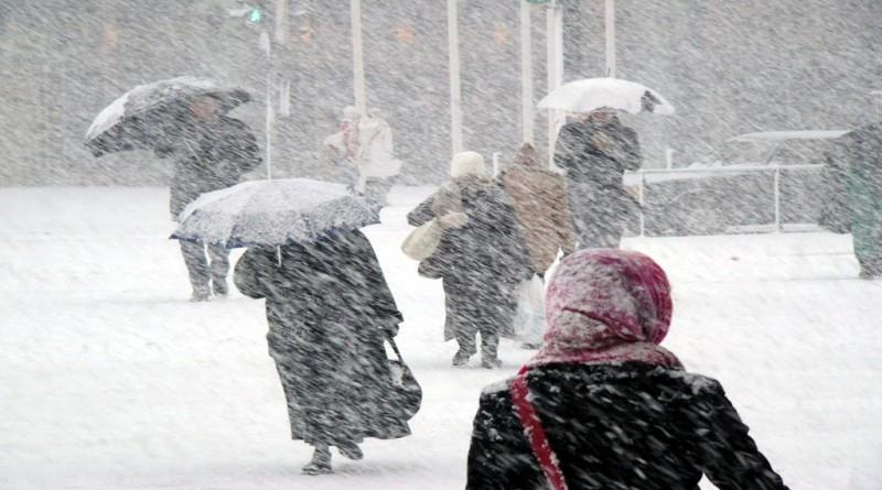 Nova promjena vremena: Evo gdje će padati snijeg, te što nas očekuje tijekom vikenda!