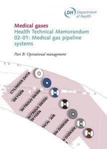 Opleidingseisen en ervaringseisen medische gassen - Engelse norm