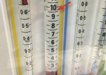 Medische perslucht verontreinigd met water, hoe kun je dat voorkomen?