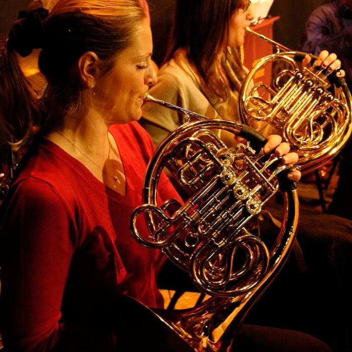 Huntingdonshire Concert Band, Family Christmas Concert, Commemeration Hall Huntingdon