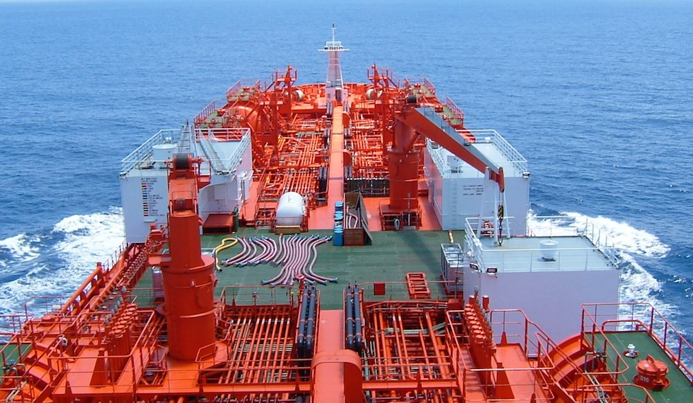 Odfjell: A drop in the ocean