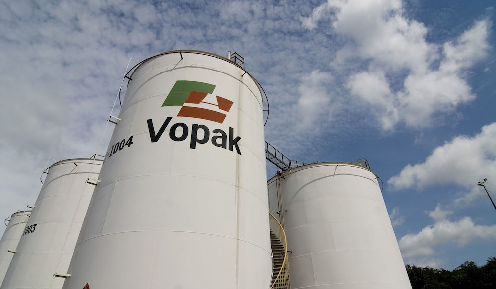 Royal Vopak to set up Rs 1500 crore facility at Dahej PCPIR based chemical terminal