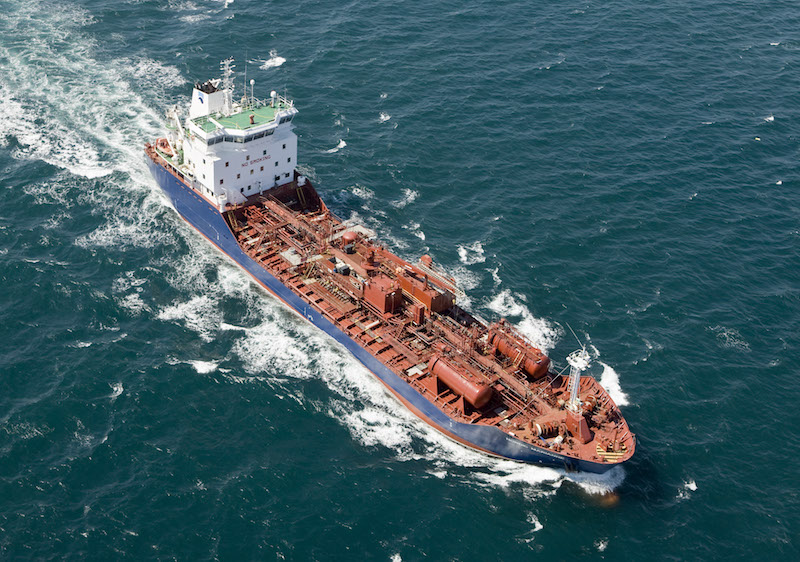 MOL Chemical Tankers to buy Nordic