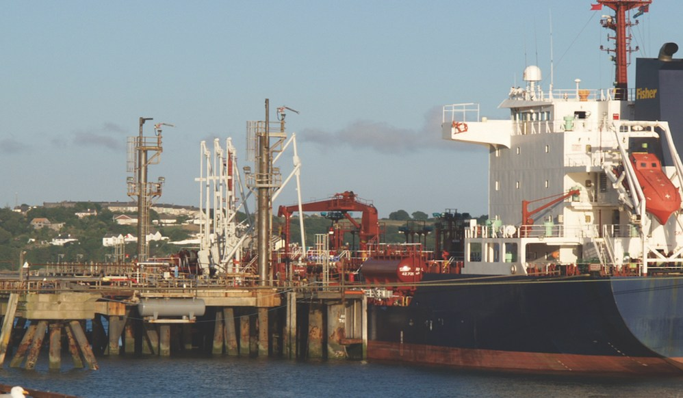 Milford Haven terminal changes hands