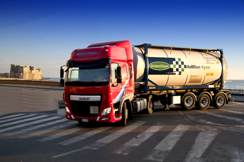 Chemical Express bags AdBlue contract
