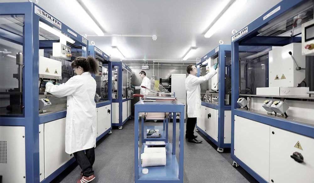 Batteries: Testing, testing