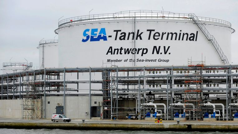 SEA-Invest, MOL team up for Antwerp terminal