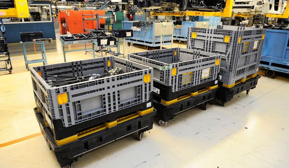 CHEP: Batteries, packed - HCB Live