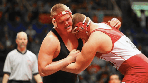 Wrestling team's Allen and Edmond place in individual state tournament