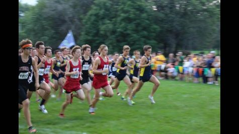 HC boys' cross country aims to continue successful season