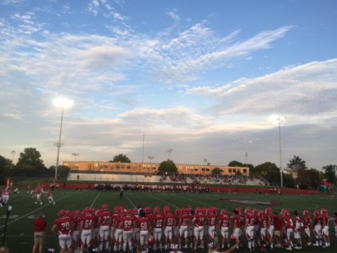 Football season kicks off at Central