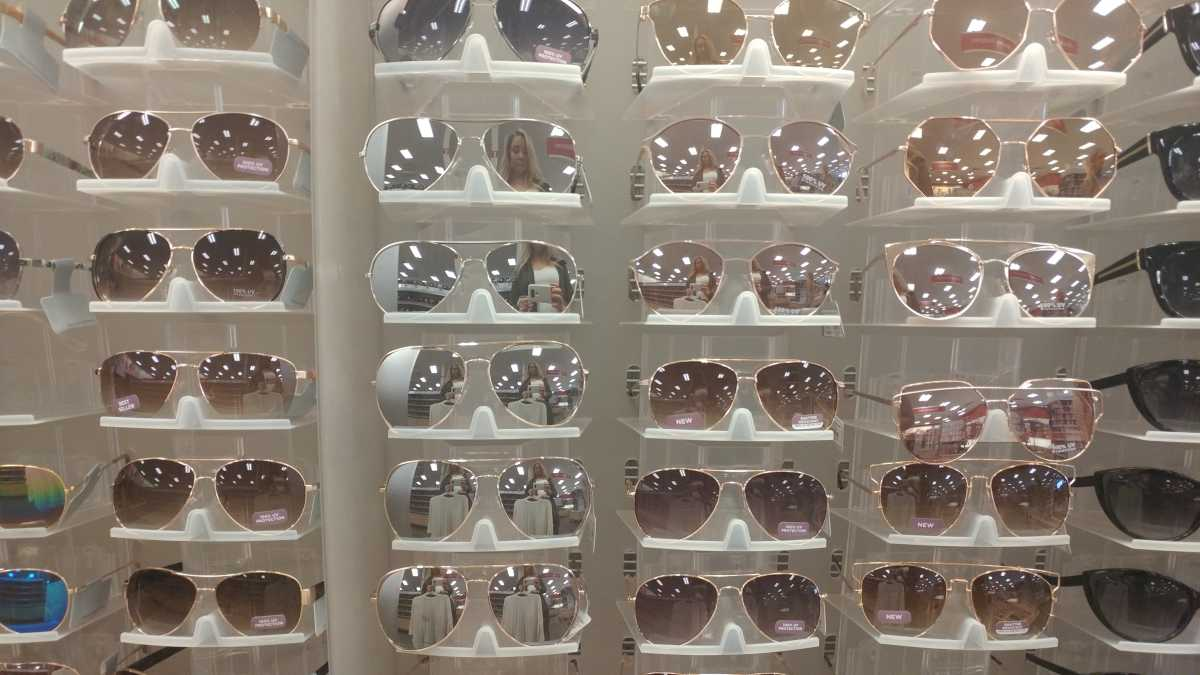 Target has many styles from stylish aviators to sportier frames.