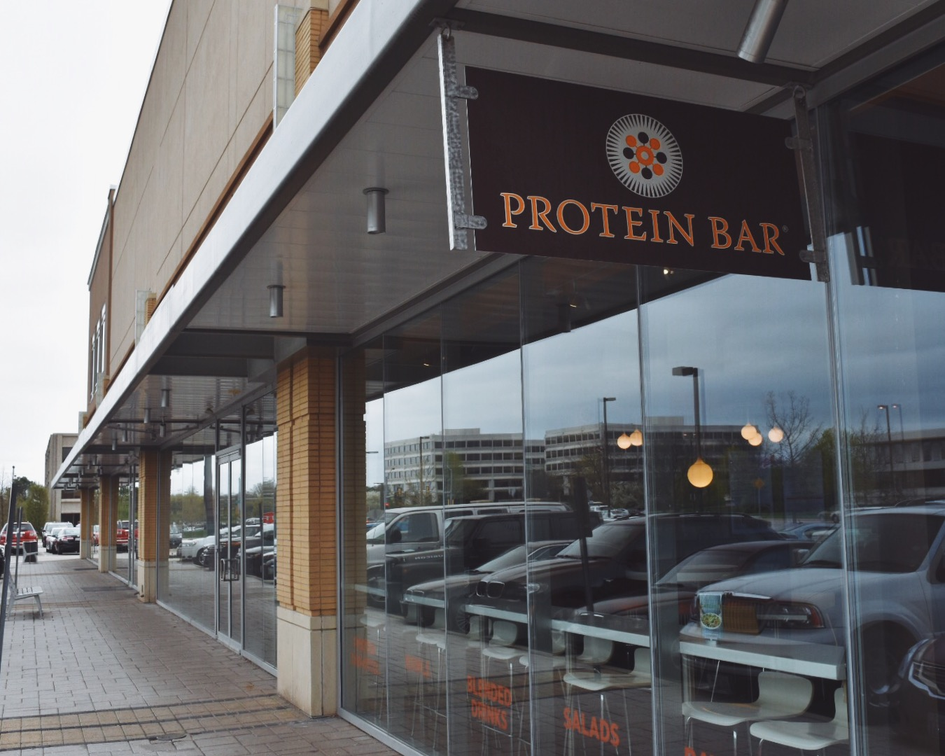 Excluding Chicago, Protein Bar has locations in Colorado and Washington D.C.