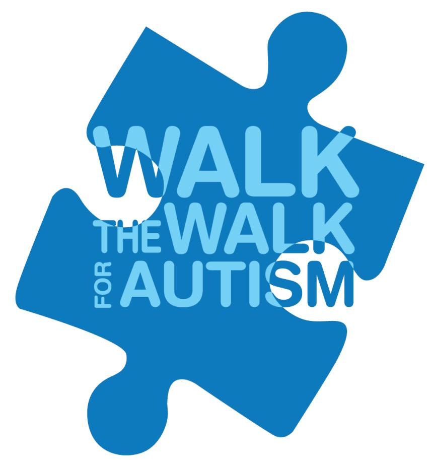 The annual Walk the walk for Autism will be held on Sunday, April 23.