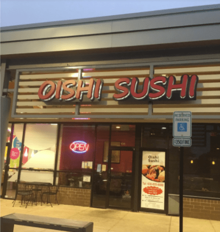 Oishi Sushi serves affordable all-you-can-eat options