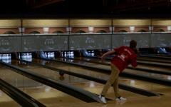 Boys bowling team takes on LT