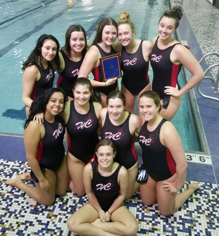 Girls water polo falls short to Oak Park River Forest