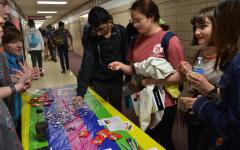 Students honor LGBT community through Day of Silence