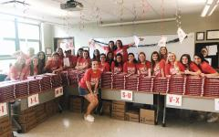 Gallery: Yearbook distribution day