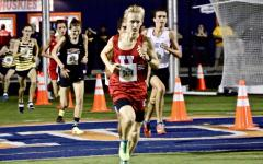 Cross country places eleventh at twilight