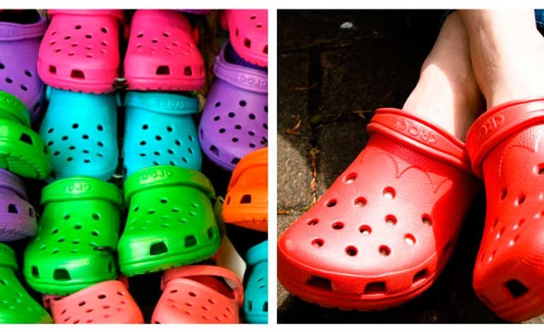 d8bb4864 Te parecen feas las sandalias Crocs? Ese es exactamente el secreto ...