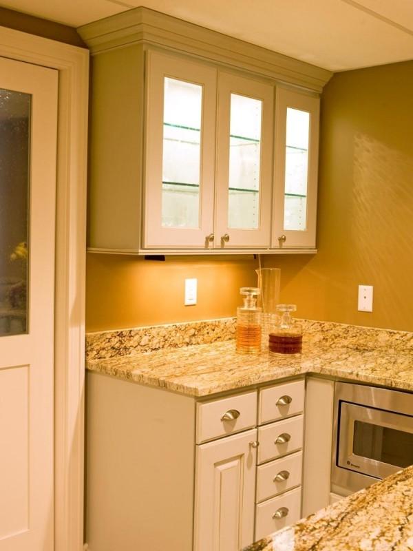 Ideas para elegir el tono de color adecuado para cocinas pequeñas ...