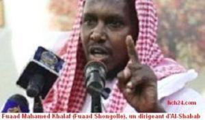 Fuaad Shongolle _ Al-shabab
