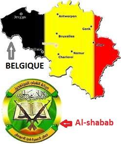 belgique _ Al-shabab