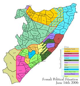 Somali division