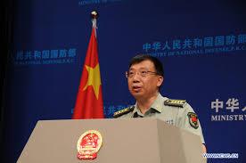 ministére défense chine