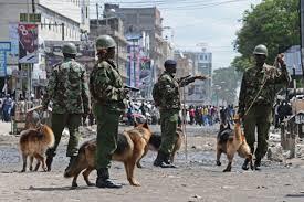 police antiterrorisme kenyane