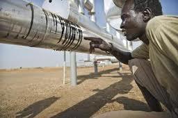 Paloch - petrole Soudan du Sud