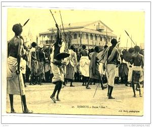Harimade Issa à Djibouti