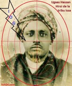 Ugaas Hassan Hirsi - Xasan Xirsi