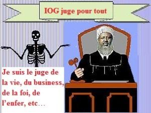 IOG - Juge