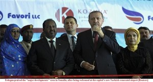 Turky et Somalie