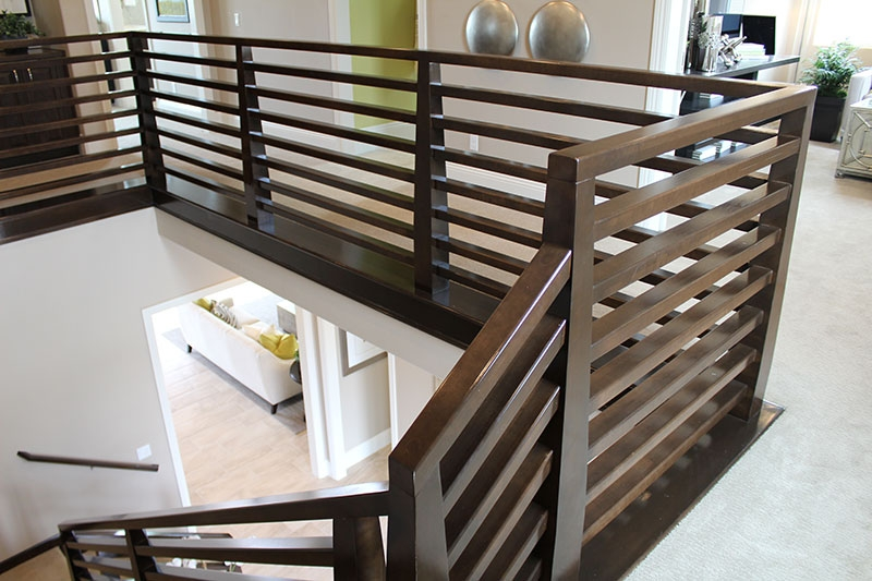 Contemporary Railings Hci Railing Systems | Contemporary Railings For Interior Stairs | Minimalist | Ultra Modern | Mid Century Modern | Metal | Wood