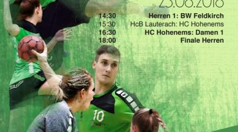 VHV-Cup 2018/2019 - Showdown in Lustenau