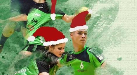 X-Mas Spieltag und Weihnachtsfeier
