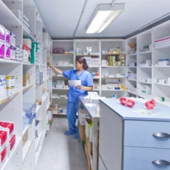 Farmacia para tratamientos cáncer