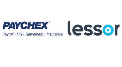 Paychex-Lessor Logo