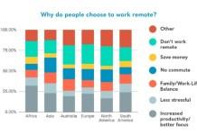 Remote Work Chart