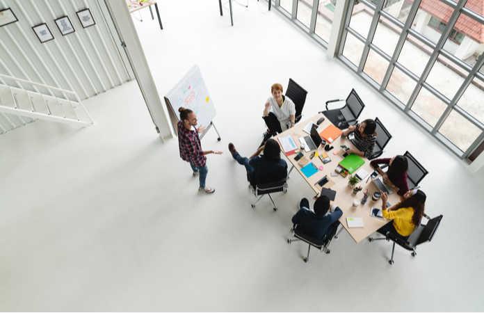 Cubicle Workspace